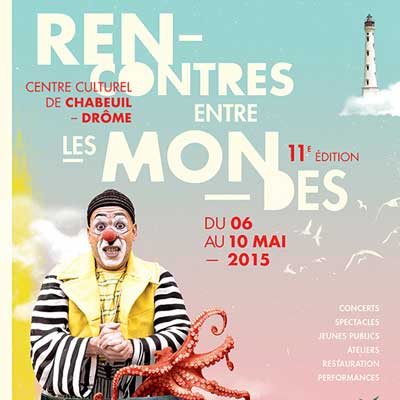 rencontre entre les mondes chabeuil 2015 Saint-Étienne